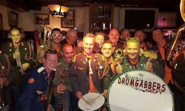 De Drumgabbers - Kruikenstad